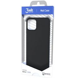 Etui do Samsung GalaxyS20 3MK Matt Case black