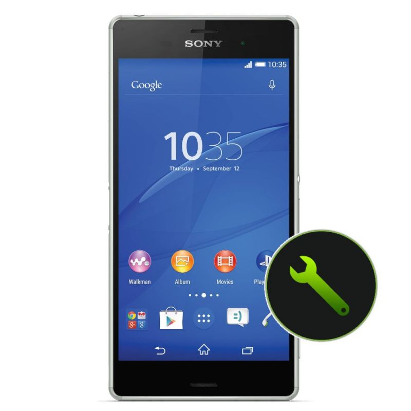 Sony Xperia Z3 serwis telefonu