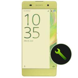 Sony Xperia XA serwis telefonu