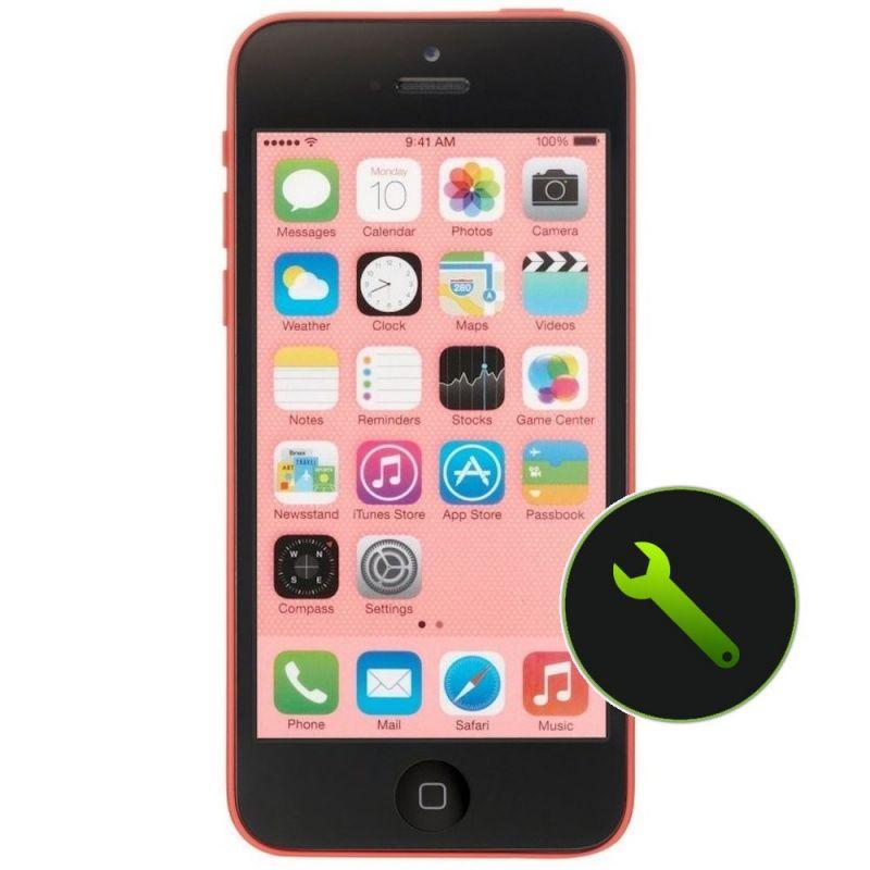 iPhone 5C serwis telefonu