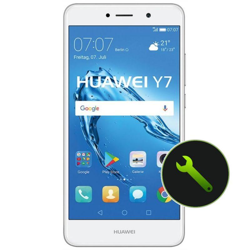 Huawei Y7 serwis telefonu