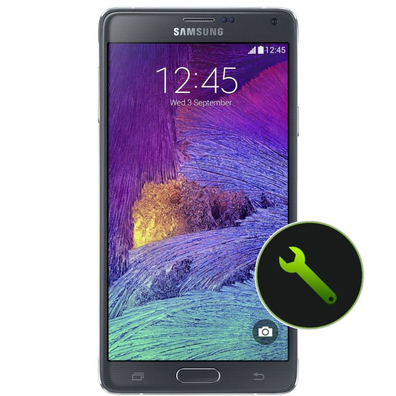 Samsung Galaxy Note 4 serwis telefonu