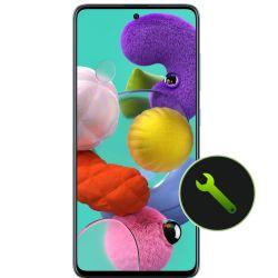 Samsung Galaxy A71 serwis telefonu