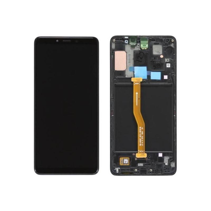 Samsung Galaxy A9 2018 wyświetlacz