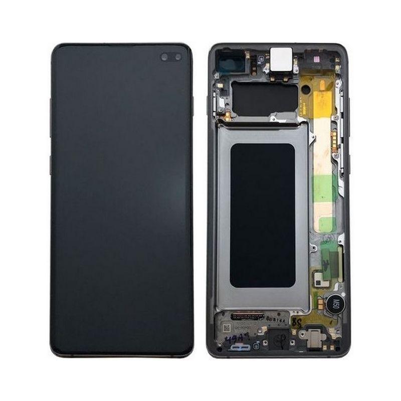 Samsung Galaxy S10 Plus wyświetlacz