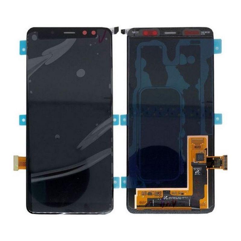Samsung Galaxy A8 2018 wyświetlacz