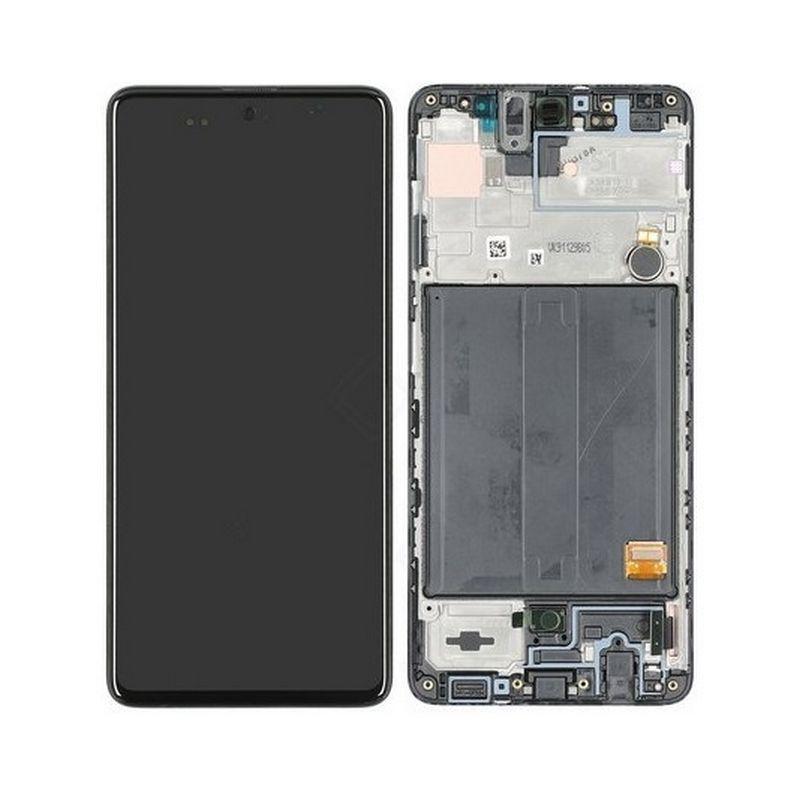 Samsung Galaxy A51 wyświetlacz