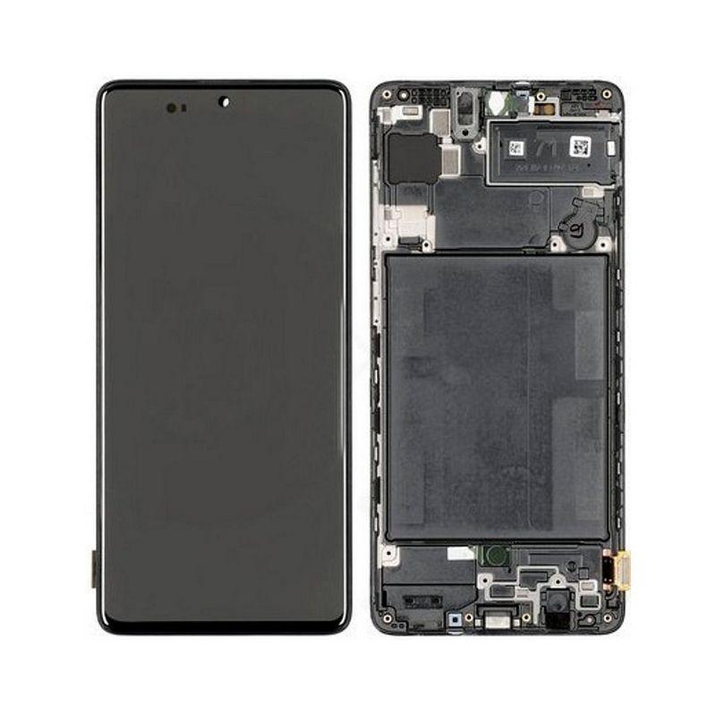Samsung Galaxy A71 wyświetlacz