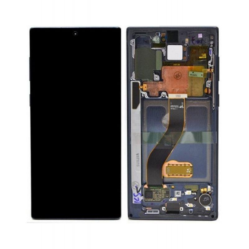 Samsung Galaxy Note 10 wyświetlacz