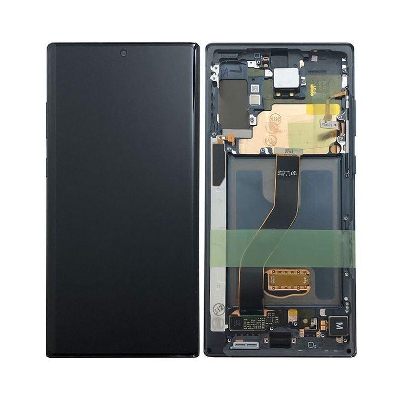 Samsung Galaxy Note 10 Plus wyświetlacz