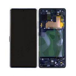Samsung Galaxy S10 Lite wyświetlacz