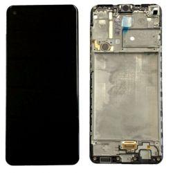 Samsung Galaxy A21s wyświetlacz