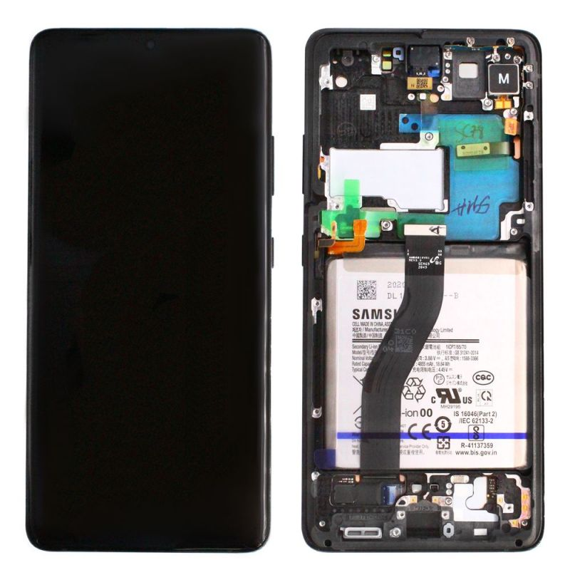 Samsung Galaxy S21 Ultra wyświetlacza